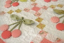 Patchwork / Handcraft with patch pieces