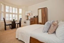 Lower Belgrave Street  / Deluxe studio apartments in the heart of the lively Victoria area of Central London.