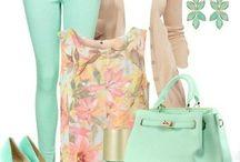 Fashion! / by Katie Matthews