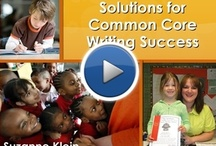 Free Common Core Writing Lessons and Resources! / It's easy to try our lessons with your students. Tell us your grade level, choose a unit, and you're off and running! Visit us at http://WriteStepsWriting.com #CommonCore #writing #elementary #CCSS #lessons #ELA #writingstandards