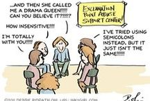 Writing Humor / For more funnies and resources for teaching K-5 writer's workshop aligned to the Common Core standards, like us on Facebook!  / by WriteSteps