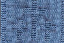 Crocheting/Knitting / by Tiffany Wirth