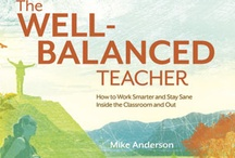 """The Well-Balanced Teacher / We are teachers who love and appreciate teachers! We want to be a part of your support network for implementing the Common Core. For more inspiration and resources for K-5 writing and teaching, """"Like Us"""" on Facebook, http://Facebook.com/CoreStandardWriteSteps."""