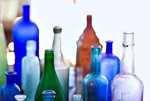 Beautiful Bottles / by Lucille (Lucy) Stewart Williams