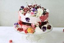 / cakes