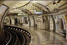 London Tube/Underground