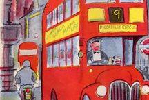 London - ART / London seen through the artistic world!