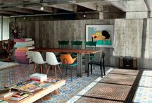 / interiors / remarkable indoor layouts & spaces