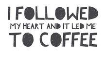 / coffee / Coffee Cafè Cafes