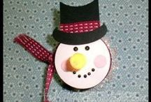 CHRISTMAS ~ CRAFTS / by Adele Burgess