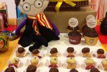 Festa Harry Potter - Harry Potter party / Uma festa com o tema Harry Potter feita em casa! A Harry Potter home made party!