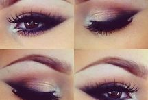 Makeup ideas / All about those eyes