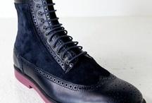 SWEAR LONDON / Swear London seeks to create its own brand of hybrid footwear with a defiant yet refined attitude.  Available in-store and online: http://www.allotmentstore.co.uk/Swear-London/?CID=1