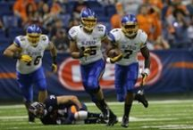 Spartan Football / by SAN JOSE STATE SPARTANS