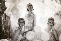 Great Gatsby Christmas / An inspiration on how to dress, what to drink and where to be this Christmas 2013