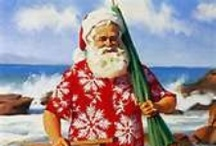 Aloha Hawaiian Christmas Party / Forget the cold, and bring on that warm holiday feeling
