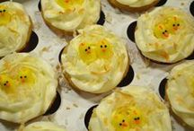 Easter Treats & Ideas / A sweet variaty of Easter sweets  http://www.eloisespastries.com/
