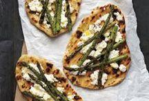 Recipes (pasta & pizza)