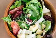 Recipes (salads)