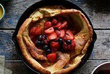 Recipes (breakfast & lunch)
