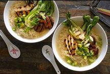 Recipes (noodlebowls)