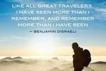 Travel Quotes / Travel Quotes to inspire your next trip