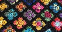 Crochet & knitting inspirations / Katalog pomysłów