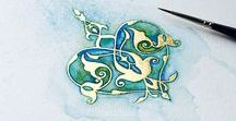 Drawing, painting and mixed media / Magia obrazu