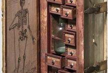 Altered art and art journals / Alchemia rzeczy i żurnalowych stron