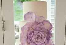 Spring Wedding Cakes, Flowers, Ideas