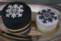 Cakelettes / Individual size cakes.