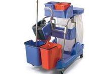 Trolleys / Washroom and Janitorial Trolleys