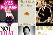 If You Love Celebrity Memoirs ...