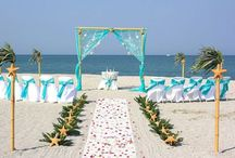 Tropical Weddings / Wedding ideas for the perfect tropical wedding.