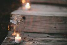 Candles / Свечи