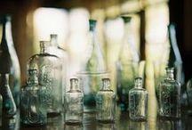 Bottles / Бутылки, флакончики, сосуды, зелья...