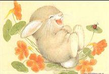 pohledy Velikonoce - postcards Easter