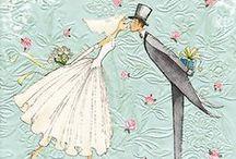 pohledy Svatba