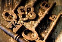 The keys / Ключи