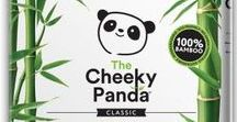 Paper Products / See a few of the paper products we supply such as toilet tissue, hand towels and dispensers for such products. We also began to supply and stock Cheeky Panda Bamboo toilet tissue, the first of its kind in the UK! See below pins for more information.