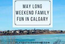 Calgary & Area Weekend Fun / Fun things to do in Calgary, Banff, Canmore, Bragg Creek, and Kananaskis this weekend.