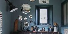 Work space/Craft room