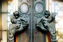 The Beauty Of Doors And Gates / by Melva Williams