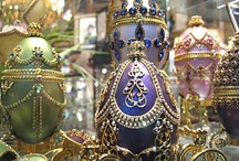 Faberge Eggs And  Other Faberge Beauties / by Melva Williams