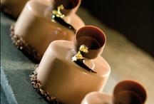 Fairytale Desserts / #chocolate, #candies & #sugar in beautiful #desserts.