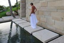 03 Miroirs d'eau et piscines / by Source D'inspiration