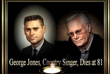 George Jones / by Melva Williams
