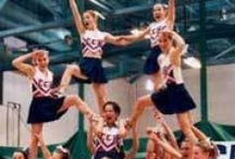 We're All Athletes - Cheer