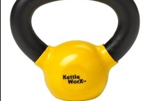 Kettlebells / KettleWorX Kettlebells