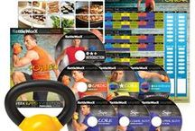 Kits / KettleWorX Kettlebell and DVD Kits